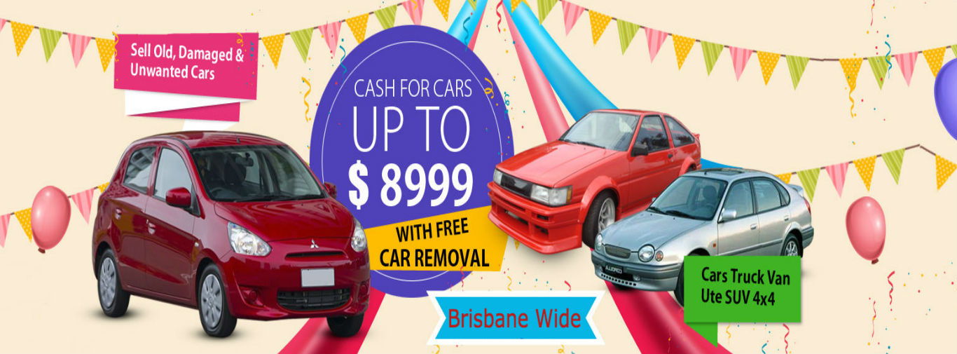 Flash Cash For Cars Pays UpTo $8999 & Car Removals Brisbane