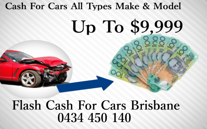 Sell Car For Cash in 3 Steps